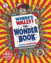 Wheres Wally? The Wonder Book - Handford, Martin