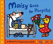 Maisy Goes to Hospital - Cousins, Lucy