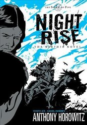 Power of Five: Nightrise - The Graphic Novel - Horowitz, Anthony