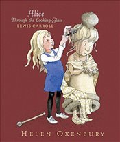 Alice Through the Looking-Glass - Carroll, Lewis