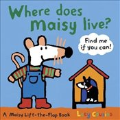 Where Does Maisy Live? - Cousins, Lucy