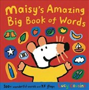 Maisys Amazing Big Book of Words - Cousins, Lucy