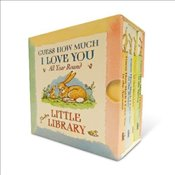Guess How Much I Love You Little Library - McBratney, Sam