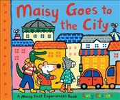 Maisy Goes to the City - Cousins, Lucy