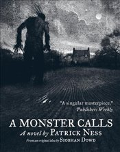 Monster Calls: Illustrated Paperback - Ness, Patrick
