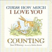 Guess How Much I Love You: Counting - McBratney, Sam