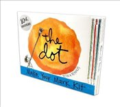 Dot: Make Your Mark Kit (Creatrilogy) - Reynolds, Peter H.