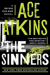 Sinners (Quinn Colson Novel) - Atkins, Ace