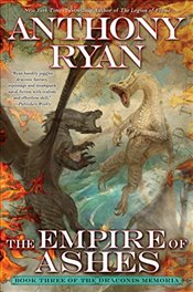 Empire of Ashes (Draconis Memoria) - Ryan, Anthony
