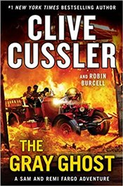 Gray Ghost - Cussler, Clive