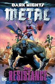 Dark Nights Metal The Resistance - Lemire, Jeff