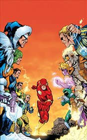Flash By Geoff Johns Book Five - Johns, Geoff