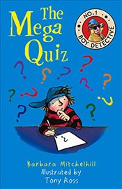Mega Quiz (No. 1 Boy Detective) - Mitchelhill, Barbara