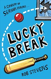Lucky Break - Stevens, Rob