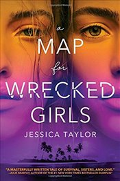 Map for Wrecked Girls - Taylor, Jessica