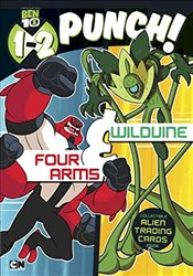 1-2 Punch: Four Arms and Wildvine (Ben 10) - Stuart, Wrigley