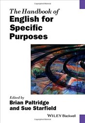 Handbook of English for Specific Purposes - Paltridge, Brian