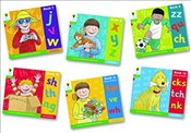 Oxford Reading Tree: Level 2: Floppys Phonics: Sounds and Letters: Pack of 6 - Hepplewhite, Debbie