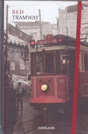 NoteLook - Red Tramway Çizgisiz Defter A5 100yp. -