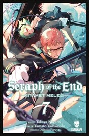 Seraph Of The End : Kıyamet Meleği 7 - Kagami, Takaya