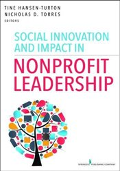 Social Innovation and Impact in Nonprofit Leadership -