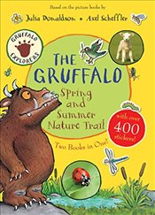 Gruffalo Spring and Summer Nature Trail (Gruffalo Explorers) - Donaldson, Julia