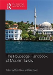 Handbook of Modern Turkey - Heper, Metin