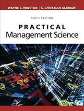 Practical Management Science 6E - Winston, Wayne L.