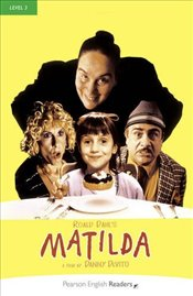 Matilda : Book & MP3 Pack Level 3 - Dahl, Roald