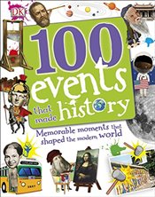 100 Events That Made History - DK,