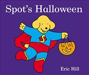 Spots Halloween (Little Spot Board Books) - Hill, Eric