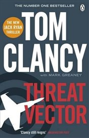 Threat Vector - Clancy, Tom