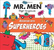 Mr Men Adventure with Superheroes (Mr. Men and Little Miss Adventures) - Hargreaves, Adam