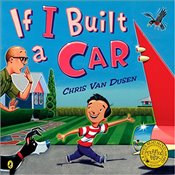 If I Built a Car - Dusen, Chris Van