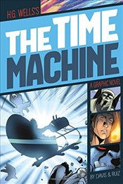 Time Machine (Graphic Revolve : Common Core Editions) - Wells, H. G.