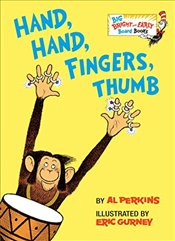 Hand, Hand, Fingers, Thumb (Big Bright & Early Board Book) - Perkins, Al