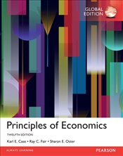 Principles of Economics 12e w/MyLab - Case, Karl E.