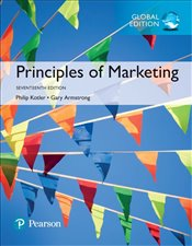 Principles of Marketing 17e GE w/MyLab - Kotler, Philip