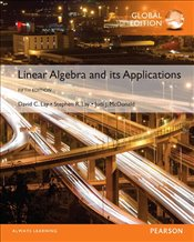 Linear Algebra and Its Applications 5e w/MyLab - Lay, David C.