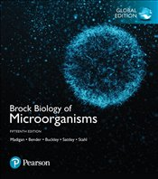Brock Biology of Microorganisms 15é - Madigan, Michael T.