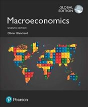 Macroeconomics 7e PGE plus MyEconLab with Pearson eText - Blanchard, Olivier