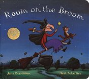 Room on the Broom (Board Book) - Donaldson, Julia