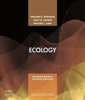 Ecology 4e IE - Bowman, William D.