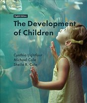Development of Children 8E - Cole, Michael