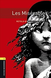 Oxford Bookworms Library: Level 1:: Les Misérables audio pack - Hugo, Victor