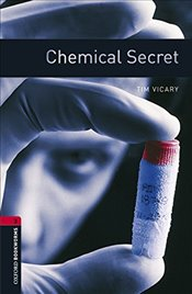 Oxford Bookworms Library: Level 3:: Chemical Secret audio pack - Dickens, Charles
