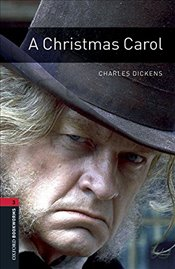 Oxford Bookworms Library: Level 3:: A Christmas Carol audio pack - Dickens, Charles
