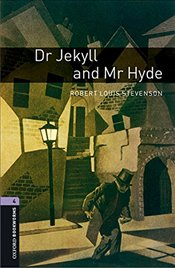Oxford Bookworms Library: Level 4:: Dr Jekyll and Mr Hyde audio pack - Stevenson, Robert Louis