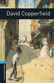 Oxford Bookworms Library: Level 5:: David Copperfield audio pack - Dickens, Charles