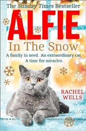 Alfie in the Snow - Wells, Rachel